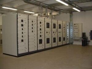Power Center installato presso vetreria